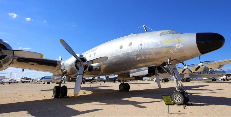 Pima Air Space Museum Tucson Arizona