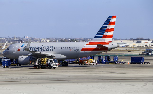 Avion American Airlines
