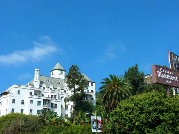 Chateau Marmont Hollywood Los Angeles