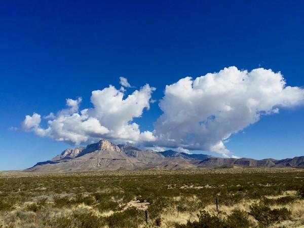 Guadalupe Peak Texas