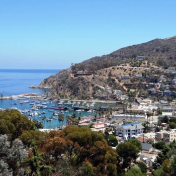 Santa Catalina Island Californie