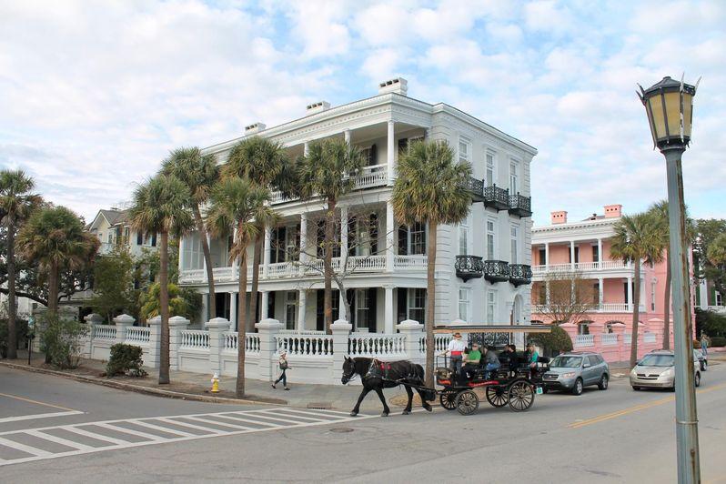Visiter Charleston en Caroline du Sud