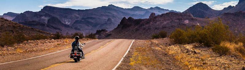 Road Trip à moto aux USA