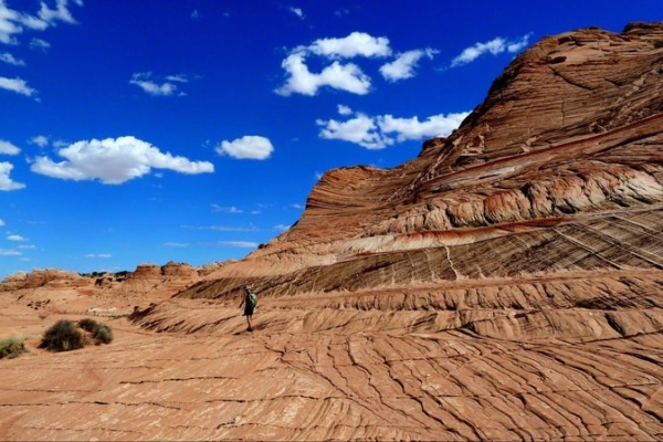 Vermilion Cliffs National Monument Arizona Utah