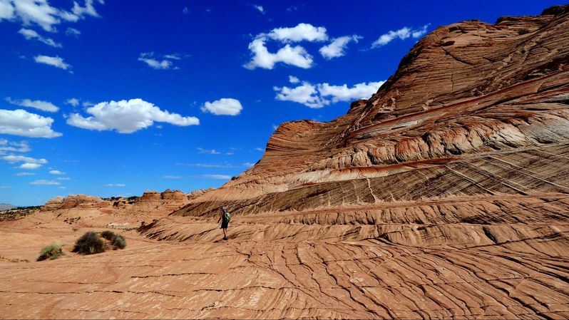 Visiter Vermilion Cliffs National Monument Arizona Utah