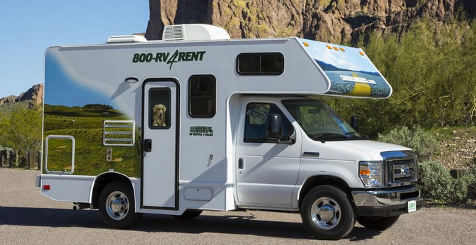 Location camping-car RV aux USA