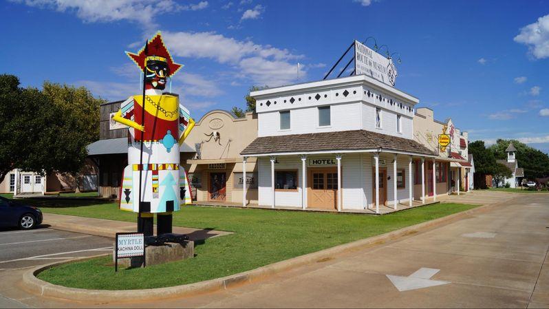 Visiter la Route 66 en Oklahoma