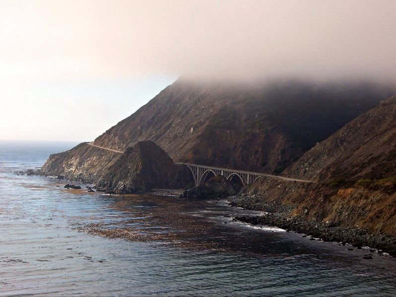 Visiter la Pacific Coast Highway en Californie