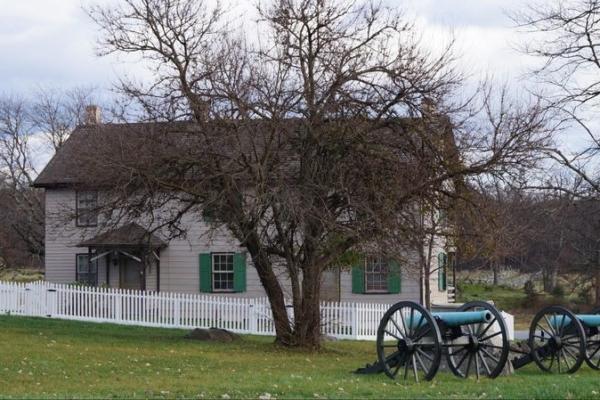 Gettysburg Pennsylvanie