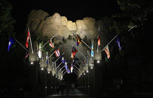 Mont Rushmore USA