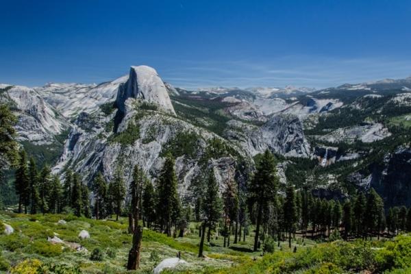 Le climat de Yosemite
