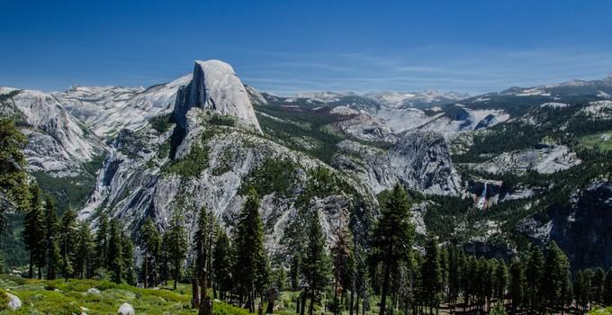 Climat Yosemite