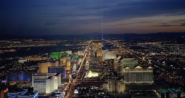 Activités à Las Vegas