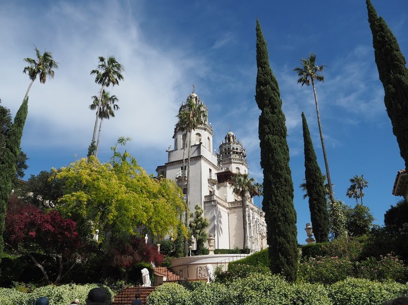 Visiter le Hearst Castle State Historical Monument en Californie