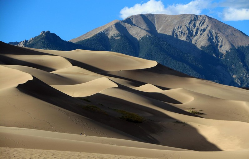 Visiter Great Sand Dunes National Park Colorado