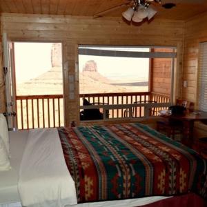 Dormir à Monument Valley