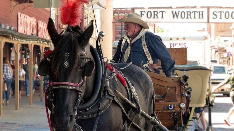 Visiter Fort Worth au Texas
