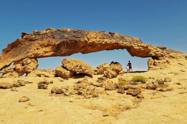 Hole in the rock road Utah
