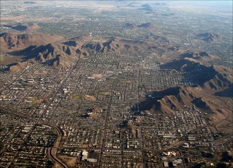 Le climat de Phoenix en Arizona