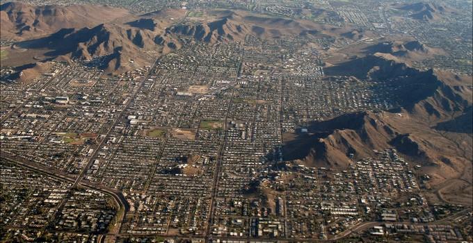 Climat Phoenix Arizona
