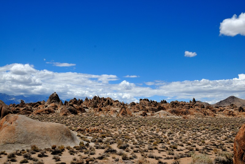 Visiter Alabama Hills en Californie USA
