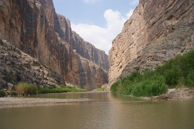 Big Bend National Park Texas USA