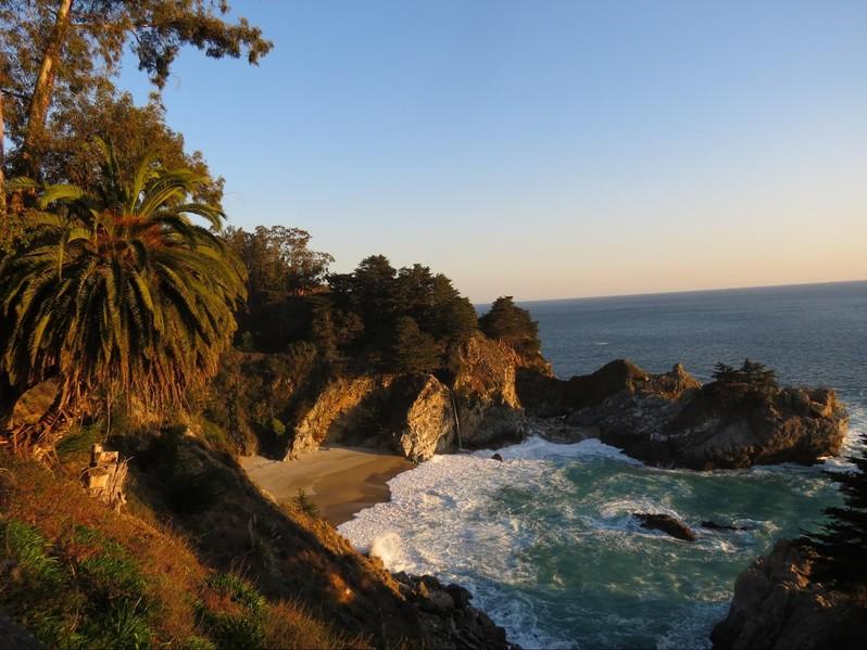 Visiter Big Sur en Californie USA