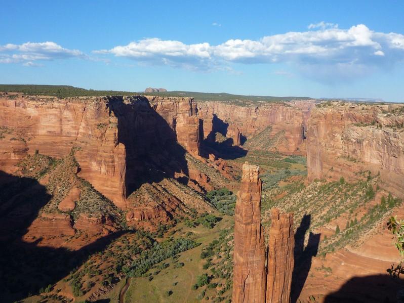 Visiter le Canyon de Chelly en Arizona USA