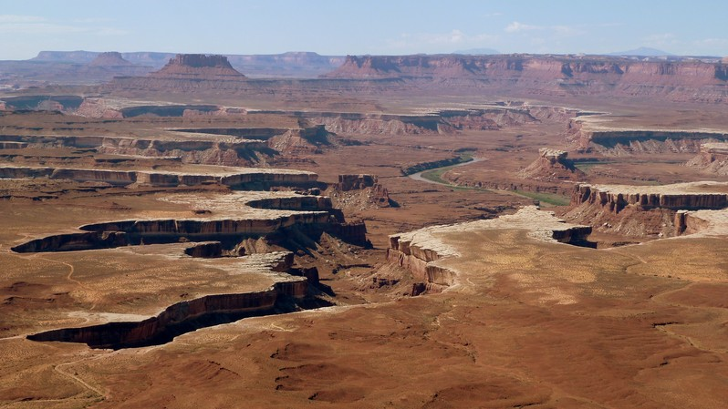 Canyonlands National Park Utah USA
