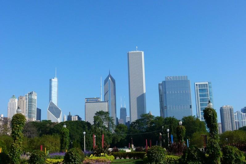 Visiter Chicago Illinois USA