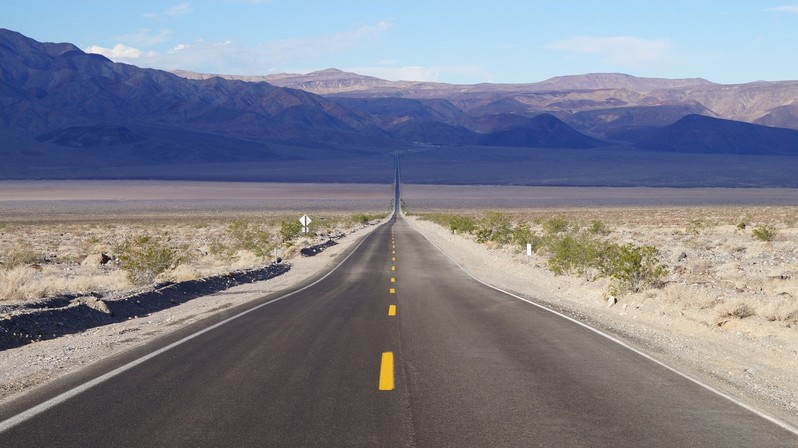 Visiter la Vallée des la Mort en Californie USA