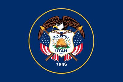 Drapeau de l'Utah