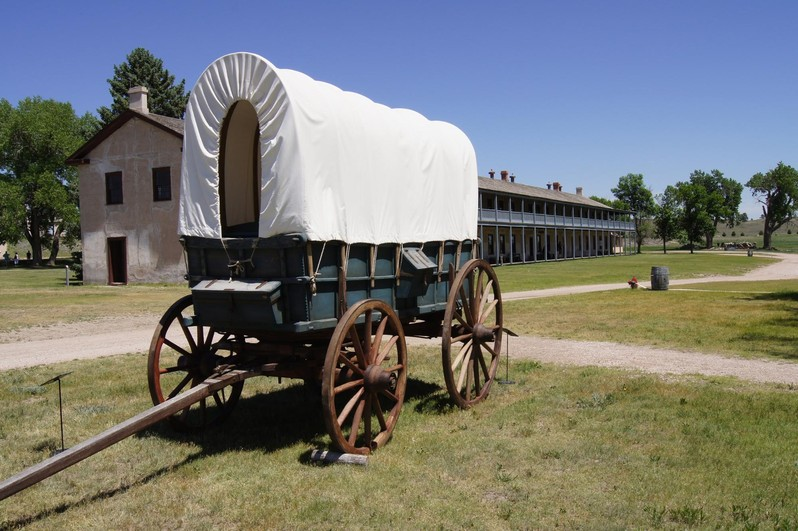 Fort Laramie Wyoming USA