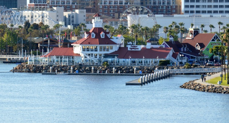 Visiter Long Beach en Californie USA