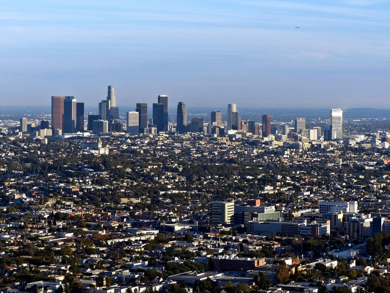 Visiter Los Angeles en Californie USA