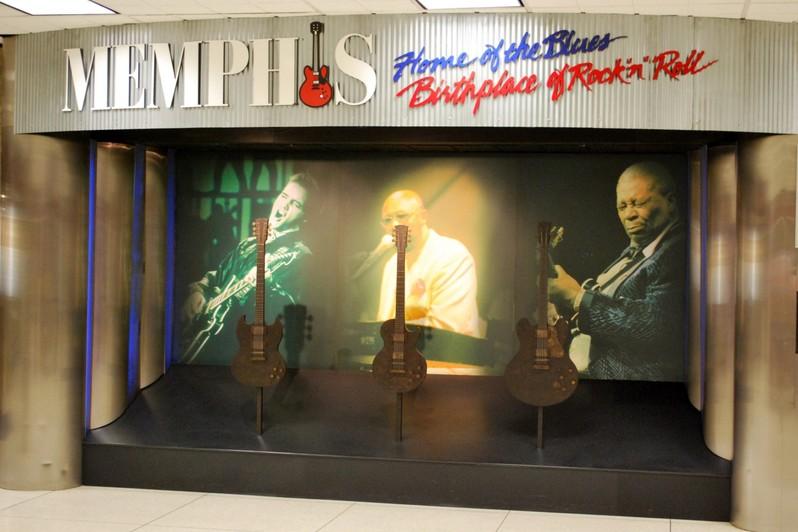 Visiter Memphis Tennessee USA