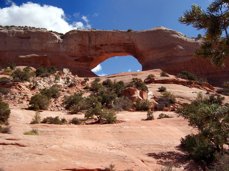 Visiter Moab en Utah USA