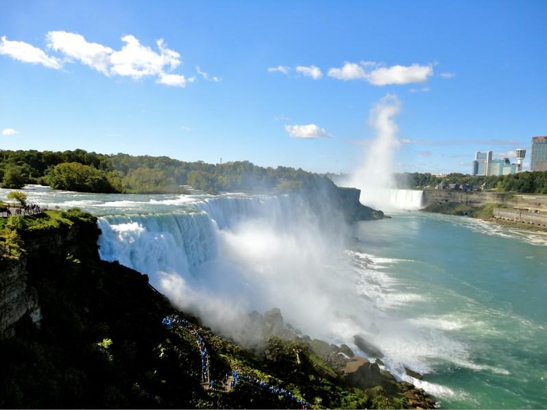 Chutes du Niagara New York USA