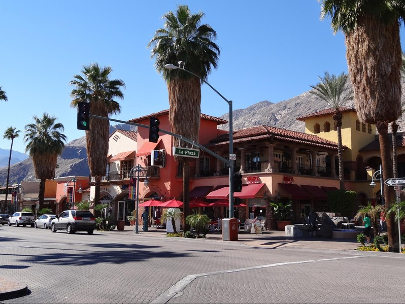 Visiter Palm Springs en Californie USA