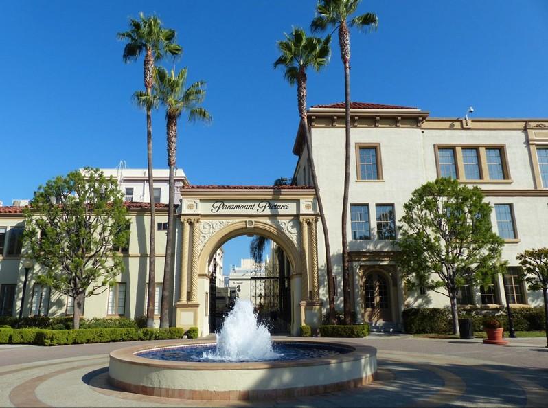 Paramount Pictures Studio Los Angeles Californie USA