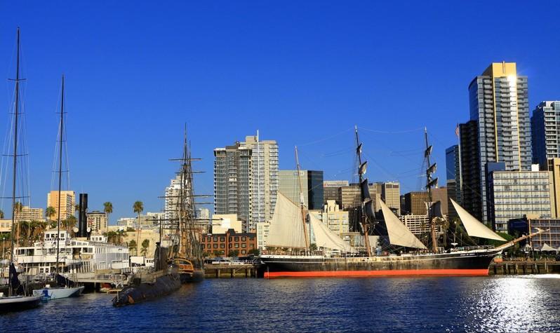 Visiter San Diego en Californie USA