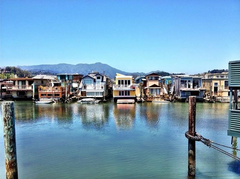 Visiter Sausalito en Californie USA