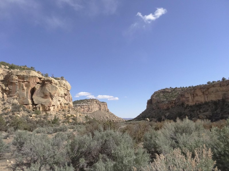 Sego Canyon Utah USA