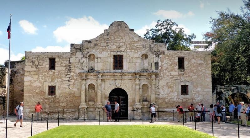 The Alamo San Antonio Texas USA