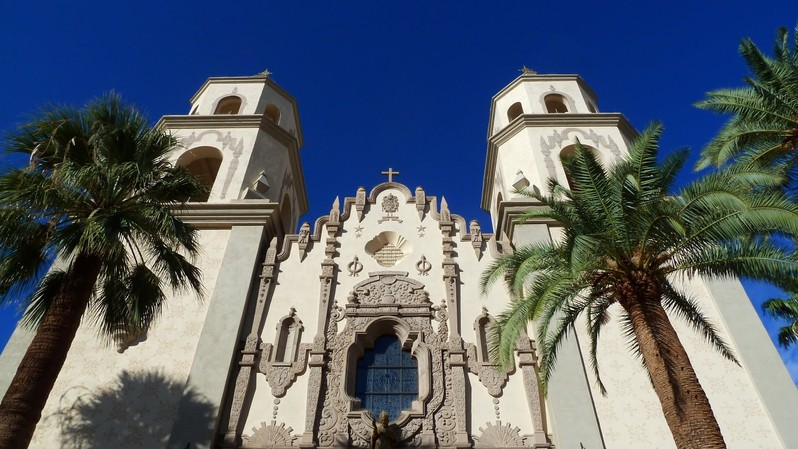 Visiter Tucson en Arizona USA