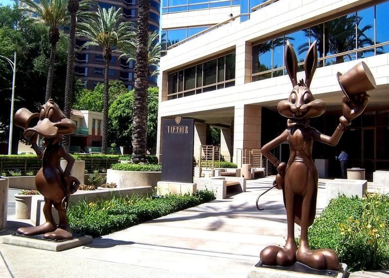 Warner Bros Studio Hollywood Los Angeles Californie USA