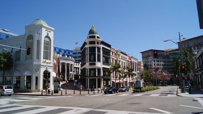 Beverly Hills Californie USA