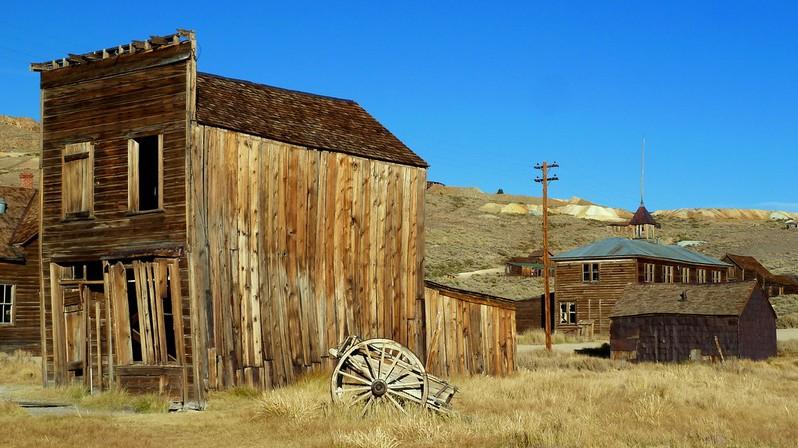 Bodie Californie USA