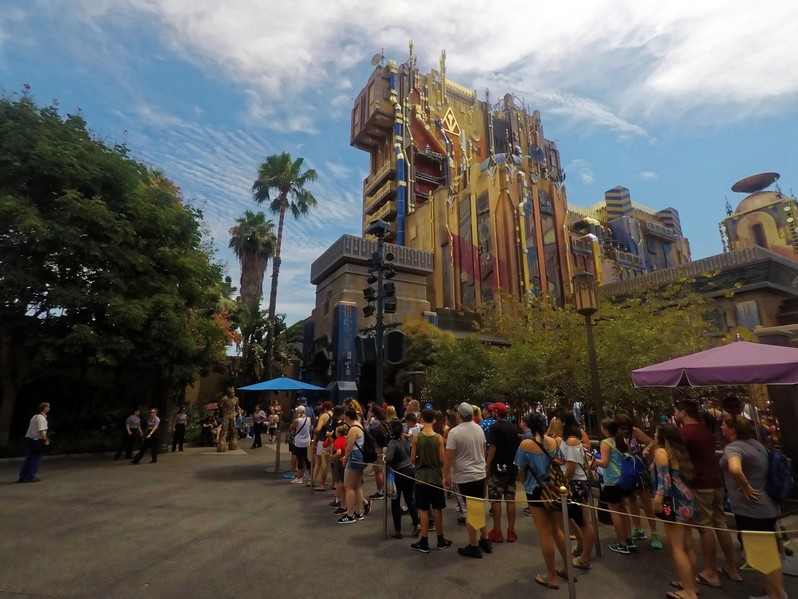 Disney California Adventure Los Angeles Californie USA