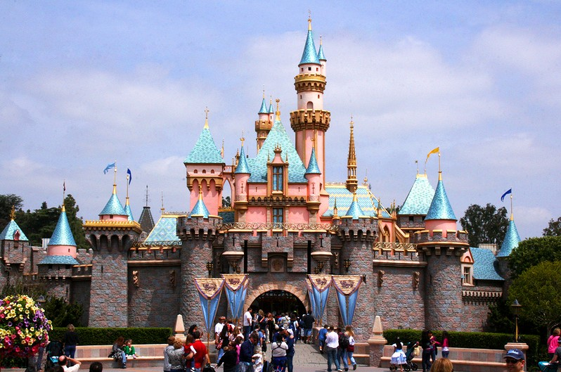 Disneyland Los Angeles Californie USA